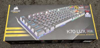 BRAND NEW Corsair K70 lux RGB mechanical gaming keyboard MX RED