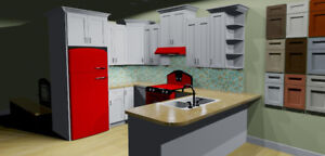Kitchen Cabinets - Solid Wood - Un-Beatable Prices
