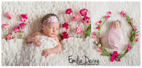 At-Home Newborn Photography Services. $250.00