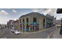 Shop To Let - 1-3 Vicar Street, Falkirk, FK1