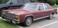 Looking for 1980s Car
