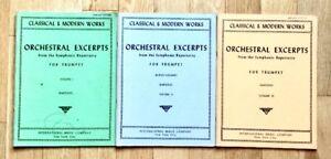 Trompette - Extraits d'orchestre/Orchestral Excerpts
