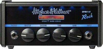 Hughes & Kettner Spirit of Rock Nano Head