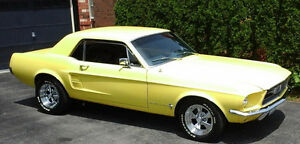 1967 Mustang 302