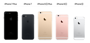 Iphone 7 32GB | 6s 128GB | SE 64GB | 5S 32GB
