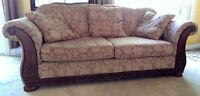 Couch or Country Sofa in Mint Condition
