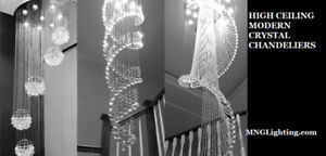LUMINAIRE ENTREPOT LUSTRES CRYSTAL CHANDELIERS LAMPS ON SALE