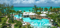 From the Departure Lounge..Turks & Caicos Grand Re-Opening