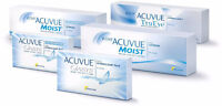 1 Day Acuvue Moist 30pk Contact Lenses