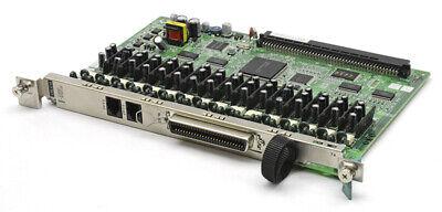 New Panasonic Kx-tda0177 16-port Single Line Card With Caller Id Cslc16