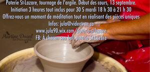 Cours de poterie West Island Greater Montréal image 1