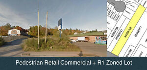 Commercial Lot in High Traffic Area - Lower Sackville