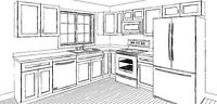 Kitchen Cabinets Whole Sale 10x10 $2,765. in Prince George BC