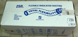 Flexible Insulated Ducting
