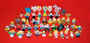 Fisher Price Little People Huge Lot