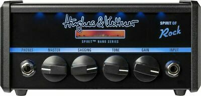 Hughes & Kettner Spirit of Rock - Nano Guitar Head