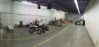 400 Sq Ft Warehouse - Industrial Space for rent in Mississauga