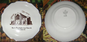 COLLECTORS PLATES - 22 K GOLD - CANADIAN ART - COLLINGWOOD ON.