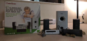 Selling: Surround Sound 5.1 system