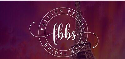 Fashion Beauty Bridal Sale
