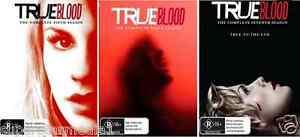 True Blood Series : Season 5+6+7 - NEW DVD