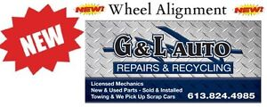 Wheel Alignment - Orleans