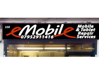 ✅ eMobile BEST Offer iphone screen repairs 4 4s 5 5c 5s 6 6s plus unlock samung sony nokia iPad Air