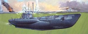 REVELL® 05045 1:72 DEUTSCHES U-BOOT VIIC/41 ATLANTIC VERSION NEU LIMITED EDITION