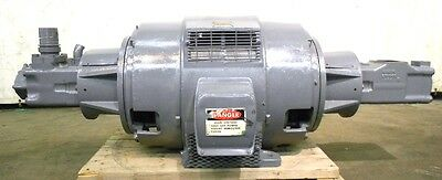 Westinghouse Motor 100hp Tadp 72c46575 Vickers Pump 4520v60a14 Vickers Pump