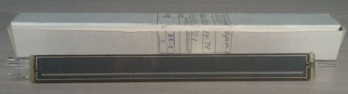 Plasma bargraph tube IGT2-203R USSR NOS NIB NIXIE