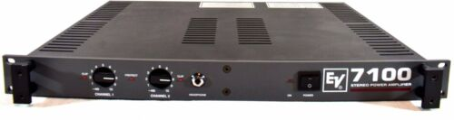Electro-Voice EV 7100 Pro Audio Power Amplifier + Fast shipping!!!