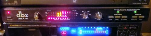 dbx 3BX III 3 Band Dynamic Range Expander with Impact Restoration