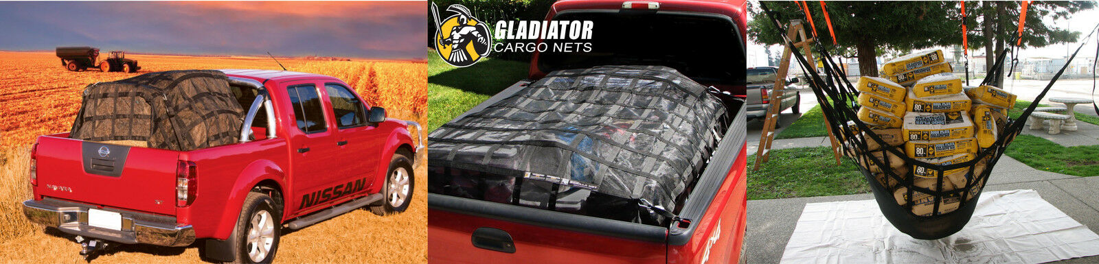 Gladiator Cargo Nets Direct