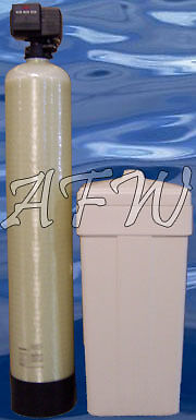 32k Fleck 5600SXT Metered demand Digital whole house water softener conditioner ()
