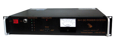Samlex Sec-100brm-220 220v 100amp N1 W Battery Backup Rackmount Pwr Supply