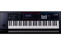 ROLAND JUNO DS 61 KEY SYNTHESIZER KEYBOARD-low use