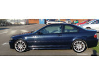 325CI M-SPORT AUTO COUPE, 2-DR, AUTO HIGH SPEC, ONLY 57,000 MILES FROM NEW