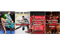 Salsa & Bachata Dance Classes. Join us TODAY!
