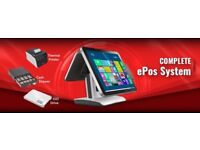 ePos system 2018 Model Complete Fast Food Set
