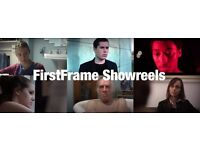 Actor Showreels - take control of how the industry sees you with FirstFrame Showreels
