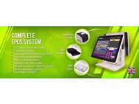 All in one EPOS Point of Sale System