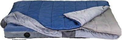 Kelty Satellite 30 Degree Double Wide Sleeping - Double Wide Sleeping Bag