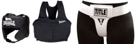 40%OFF!Lonsdale/Title Female Boxing/MMA/Training/Sparring Set #18 Robina Gold Coast South Preview
