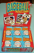 1983 Donruss Wax Packs