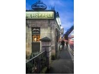 Assistant Manager for Real Ale & Food led Pub, Bath