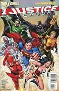 Justice League 1 New 52