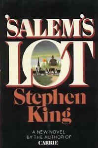 Looking for Stephen King novels