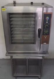 Lainox 10 Grid Electric Steam Combi Oven Hire/Buy over 4 Months using Easy Payments
