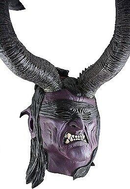 WOW Illidan Maske World of War Craft Hörner Karneval World of Warcraft](Illidan Mask)