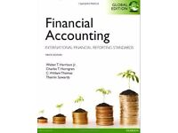 Financial Accounting: IFRS Paperback-Ninth Edition-Walter Harrison